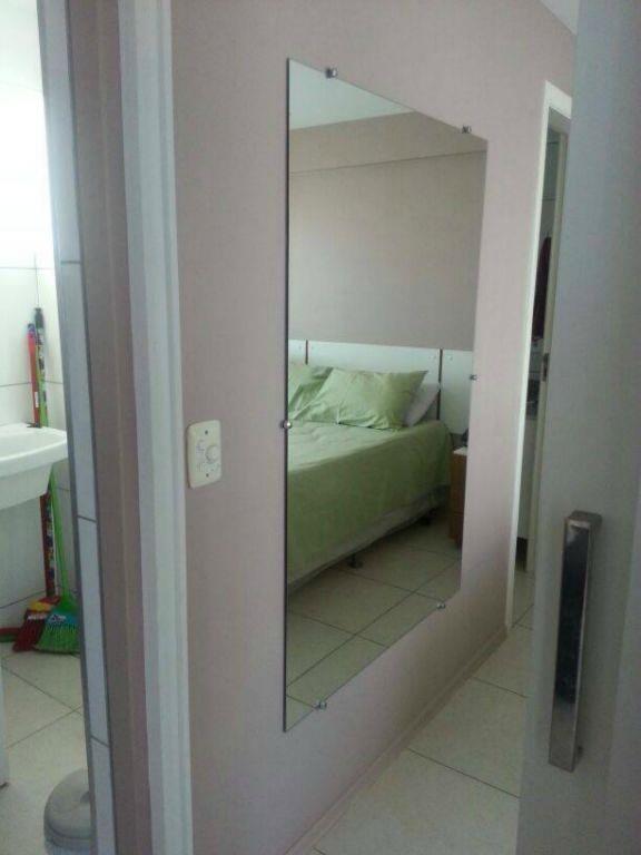 apartamento mobiliado, 1 suíte, vista mar, com internet - ap0278