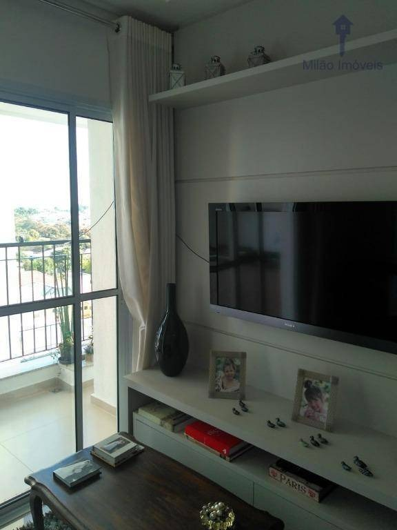 apartamento mobiliado 2 dormitórios à venda ou locação, 66m², edifício villa lobos, pq. campolim em sorocaba/sp - ap1071