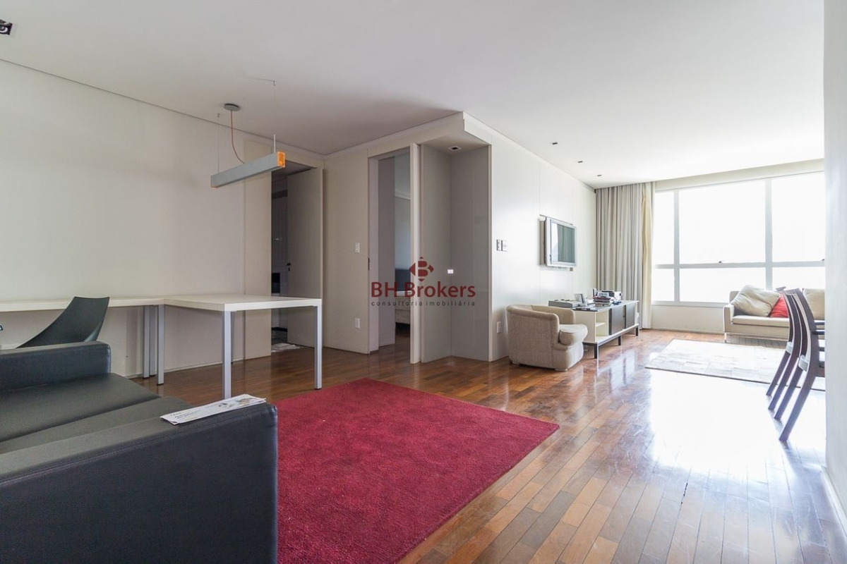 apartamento mobiliado 69m² próximo ao bh shopping - 17114