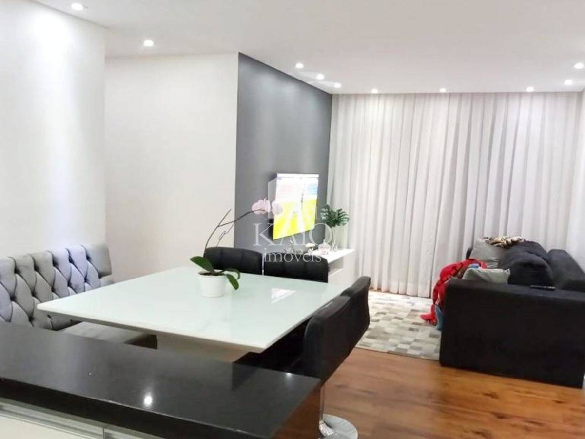 apartamento mobiliado 77m², varanda gourmet, 2 vagas 430,il