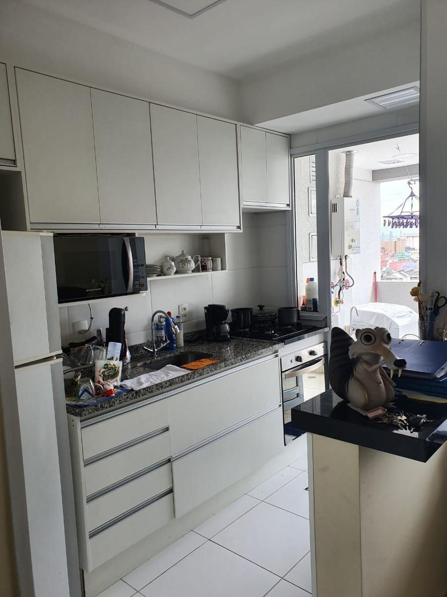 apartamento  mobiliado