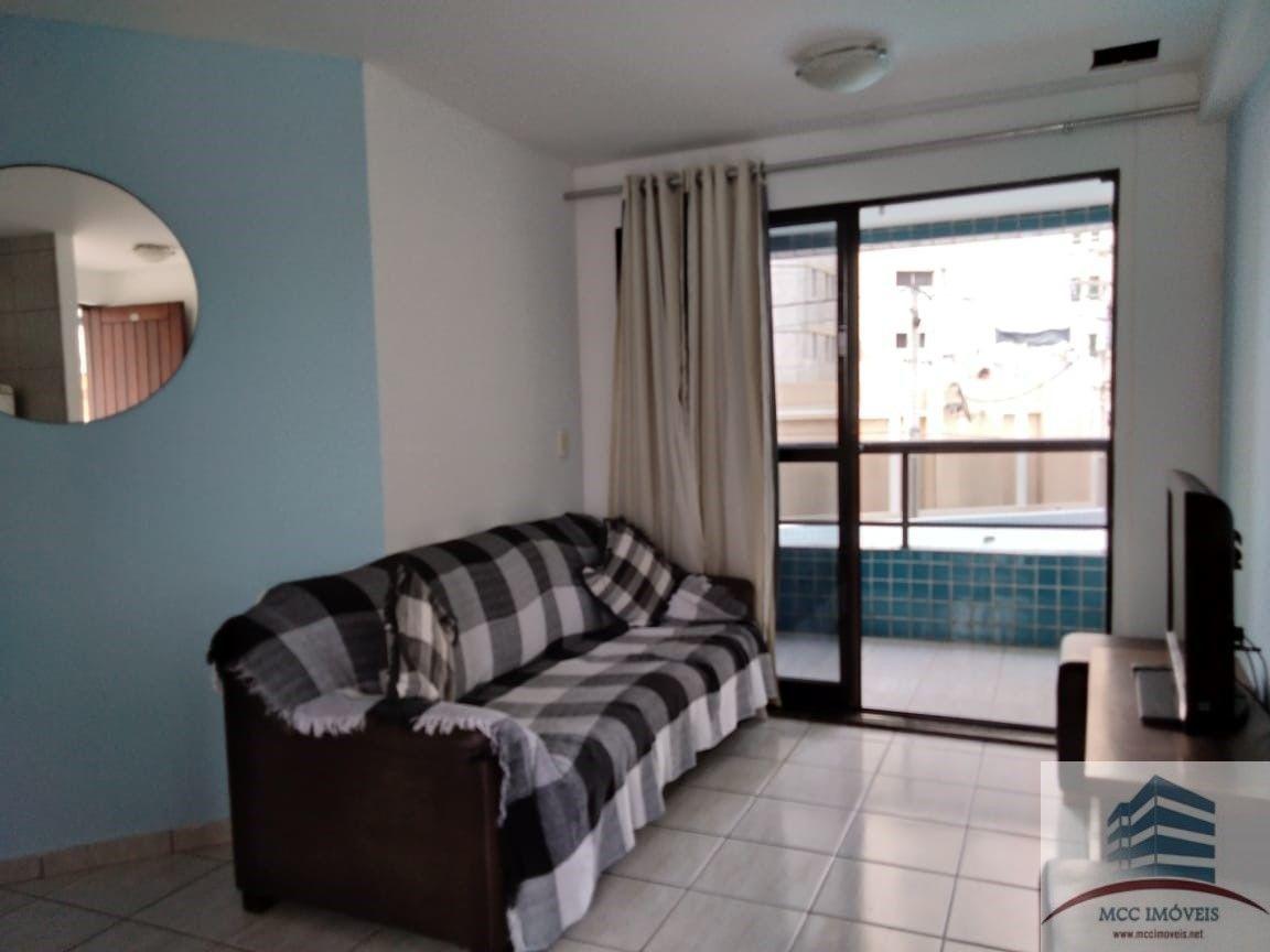 apartamento mobiliado a venda conde da praia, ponta negra