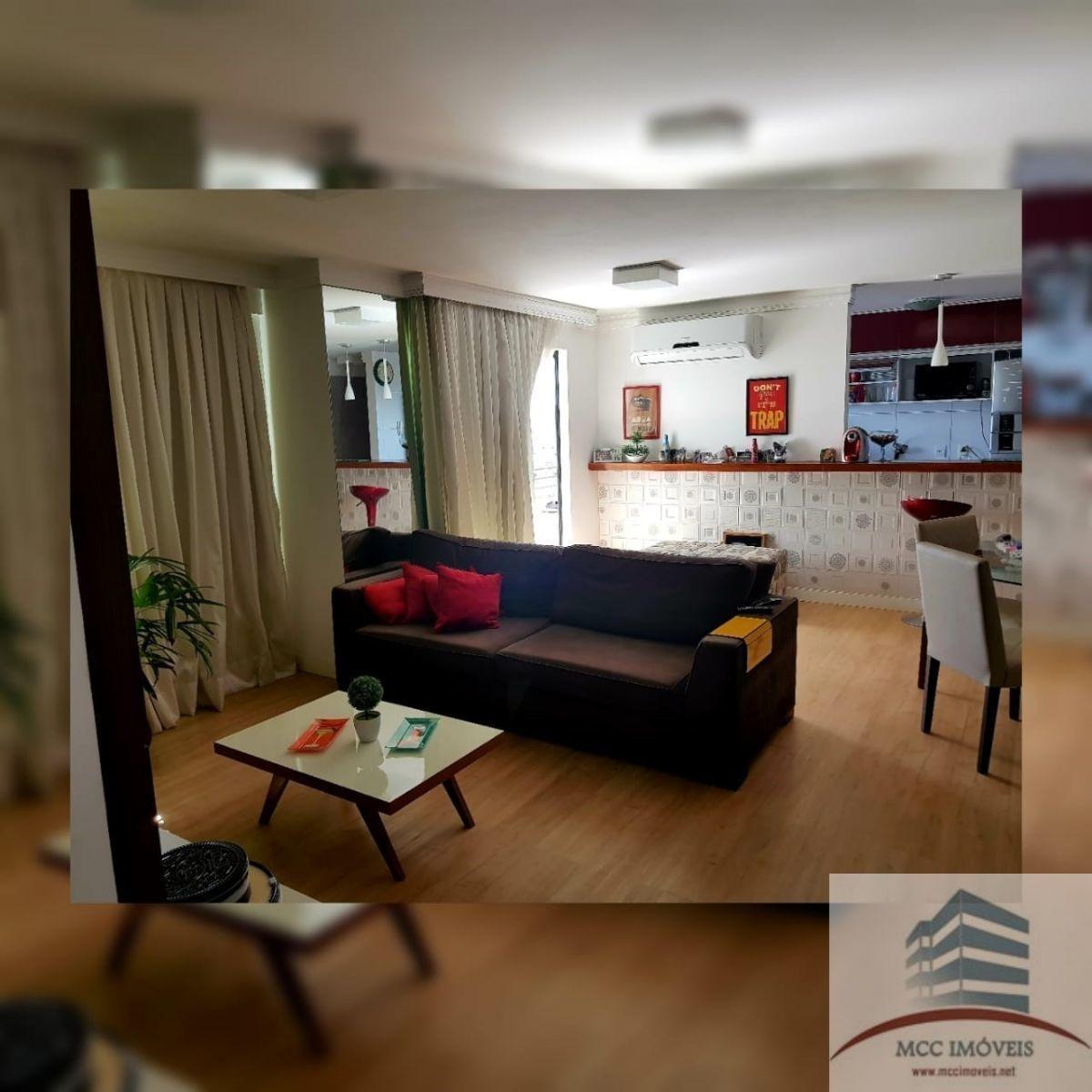 apartamento mobiliado a venda natal river, nova parnamirim