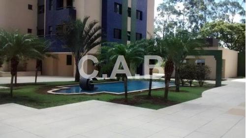 apartamento mobiliado alpha club - 6497