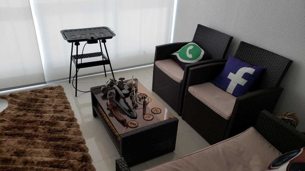 apartamento mobiliado - anália franco