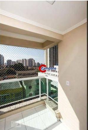 apartamento mobiliado com 2 dormitórios para alugar, 55 m² por r$ 1.600/mês - vila augusta - guarulhos/sp - ap7651