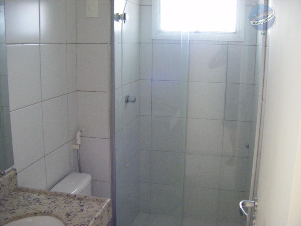 apartamento mobiliado, com 2 quartos sendo um suíte, em ponta negra - verano - ap0033