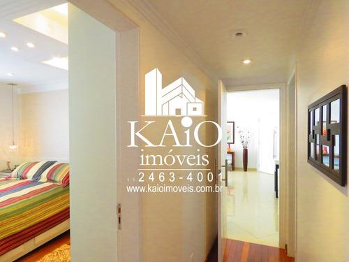 apartamento mobiliado com 3 dormitórios à venda, 111 m²