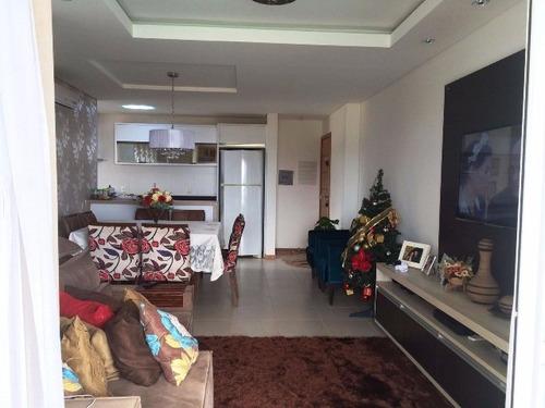 apartamento mobiliado com toda segurança que sua família merece - 580r