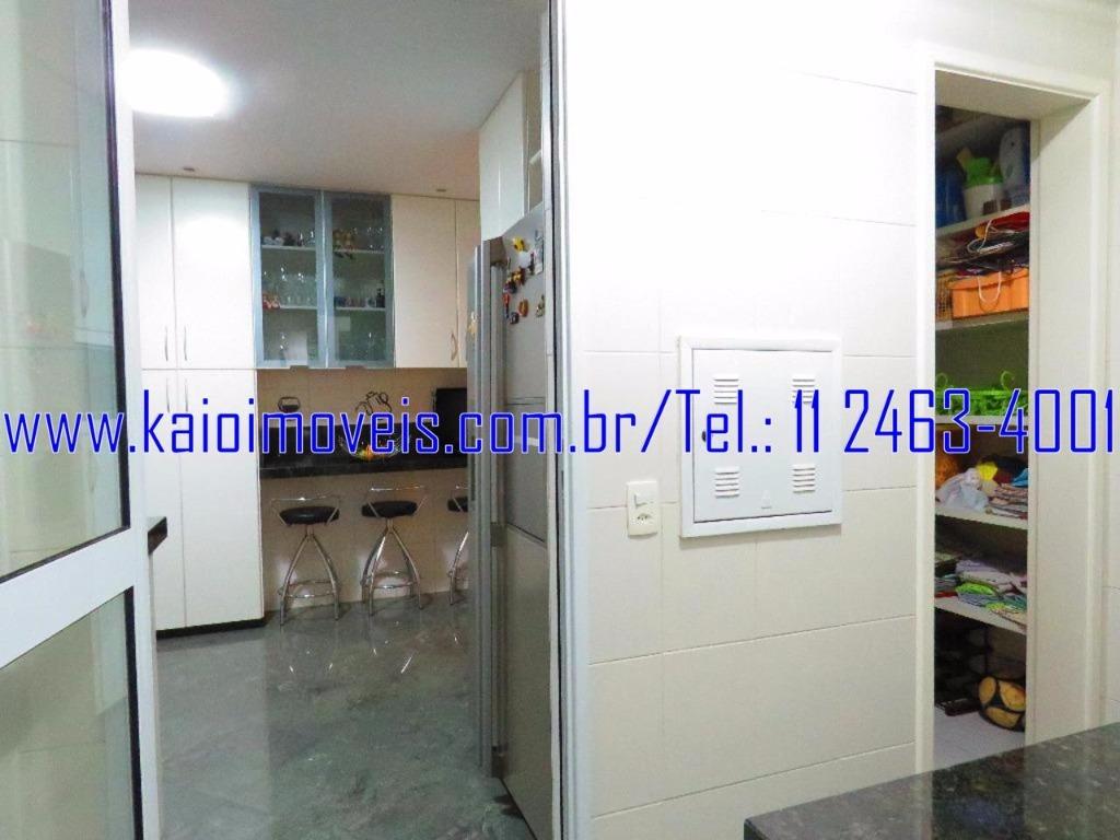 apartamento mobiliado de 132m² com 3 suítes 2 vagas, aceita permuta menor valor - ap0688