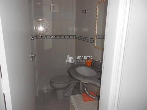 apartamento mobiliado de 2 dormitórios na vila tupi - ap1108