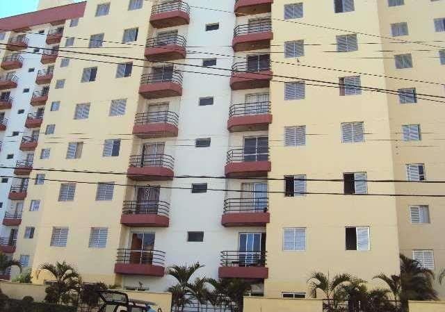 apartamento mobiliado de 50m² com 2 dormitórios 1 vaga, macedo - ap1156