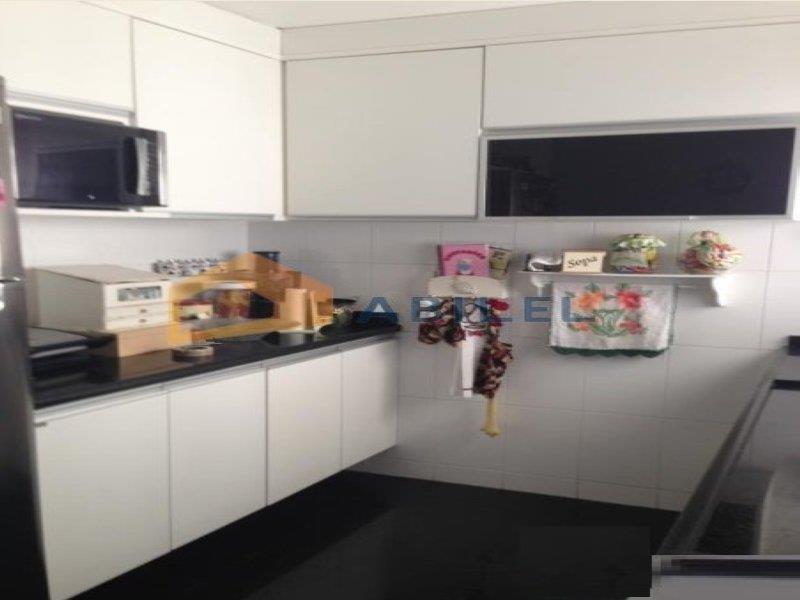 apartamento mobiliado e decorado - 3368