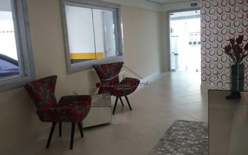apartamento mobiliado e planejado na vila caiçara praia grande ( financiamento direto com proprietário )