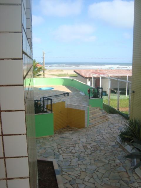 apartamento mobiliado itanhaem frente ao mar- - cibratel ii