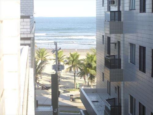 apartamento mobiliado locação . vila guilhermina. praia gran