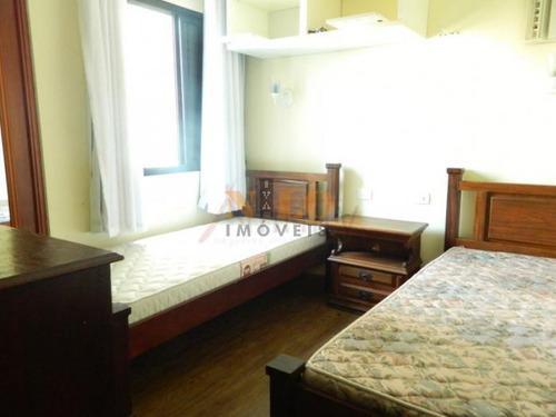apartamento mobiliado na vila mascote - 458