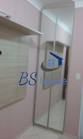 apartamento mobiliado na vila pires - 3895