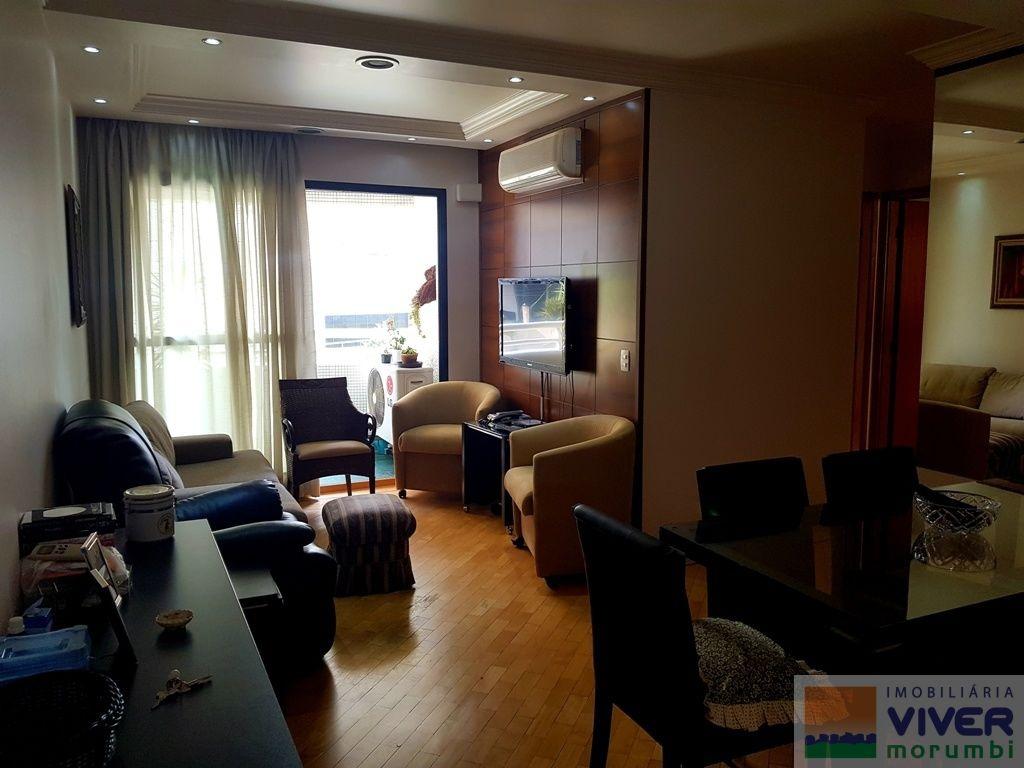 apartamento mobiliado - nm3618