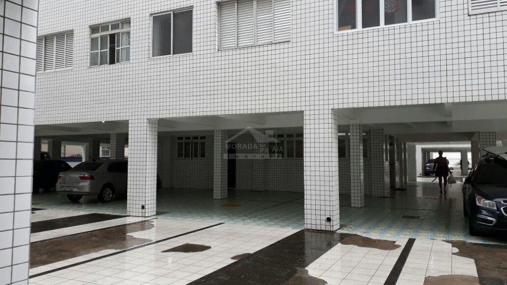 apartamento mobiliado no boqueirão, 1 dormitório, confira na imobiliária em praia grande. - mp11625