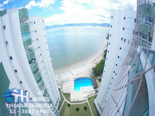 apartamento mobiliado para locação - com vista para o mar!