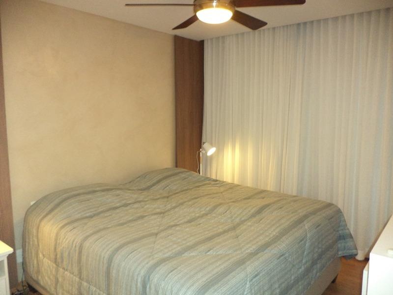 apartamento mobiliado para locação de 3 quartos no vale dos cristais - 17343