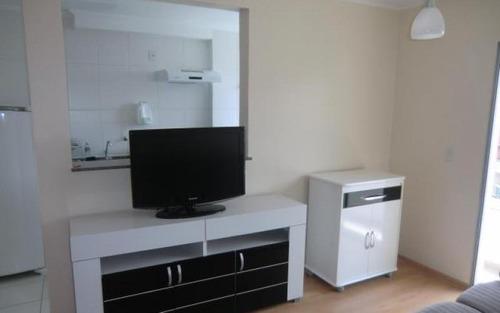 apartamento mobiliado para locação no morumbi