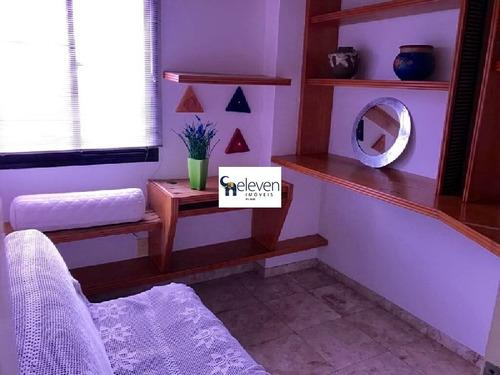 apartamento mobiliado para venda candeal, salvador 1 dormitórios sendo 1 suíte, 1 sala, área de serviço,1 banheiro, 1 vaga, 60 m². - ap00599 - 32295534