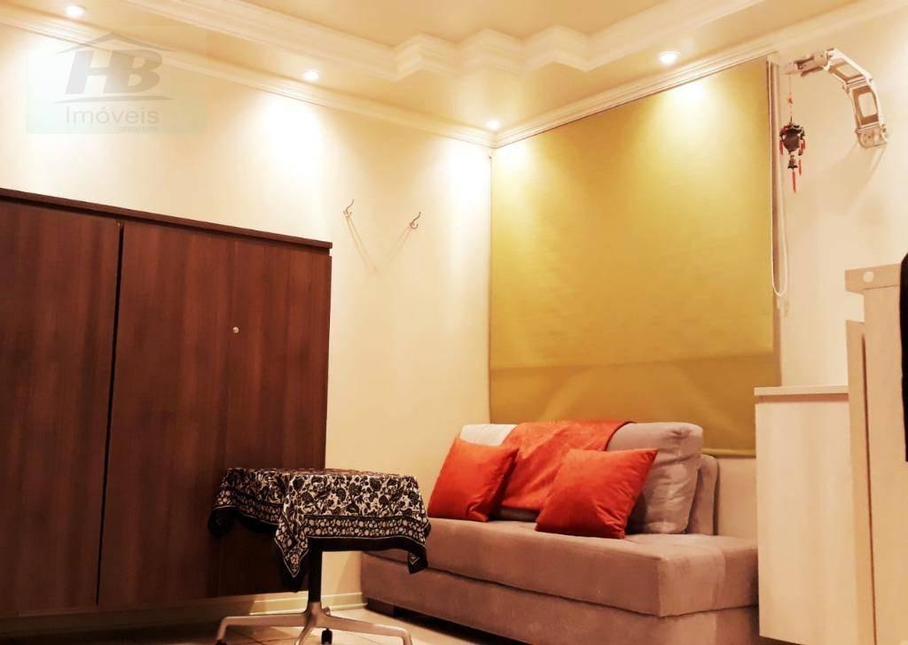 apartamento mobiliado para venda , com o valor de condominio mai baixo da região - ap3417