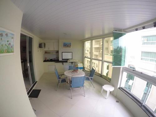 apartamento mobiliado! pronto para morar em meia praia