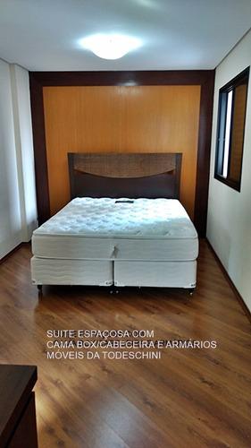 apartamento mobiliado ref: a150