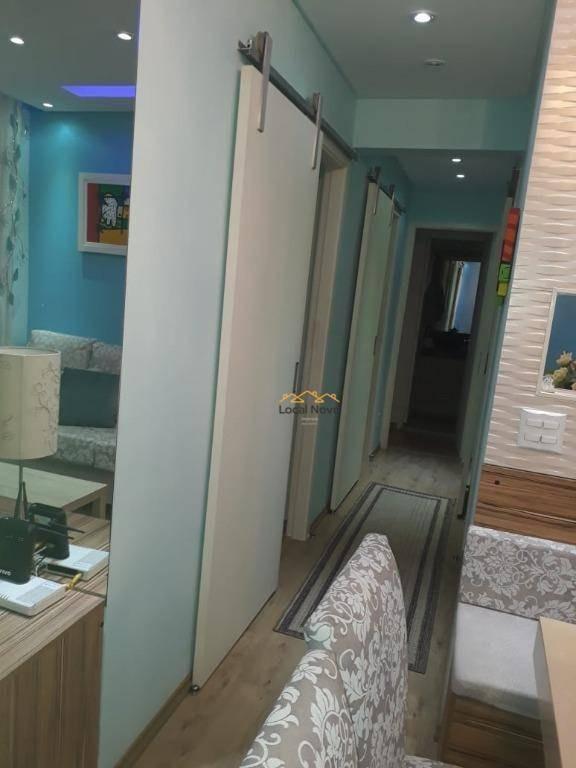 apartamento mobiliado à venda, gopoúva - guarulhos/sp - ap0785