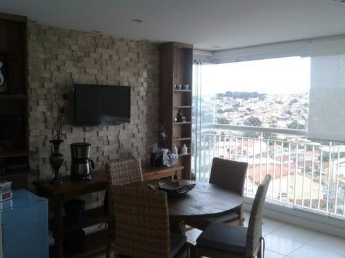 apartamento mobiliado / vila maria alta - ref 6/6360