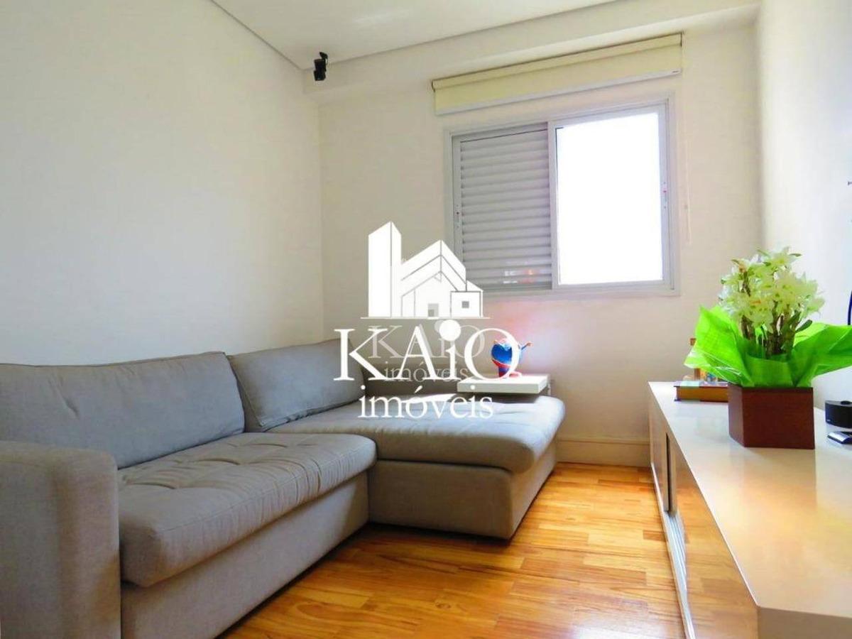 apartamento mobiliado,166m² 2 suítes, hidro, 4 vagas ap1031