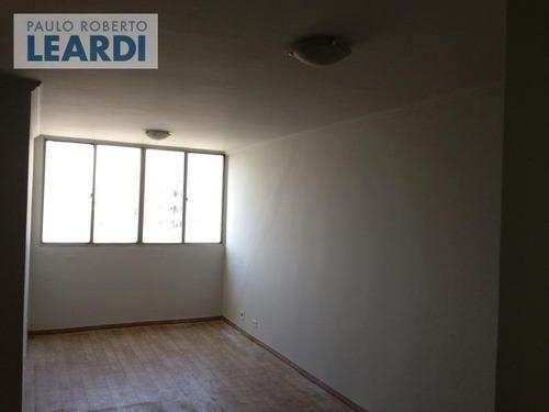 apartamento moema índios  - são paulo - ref: 255733