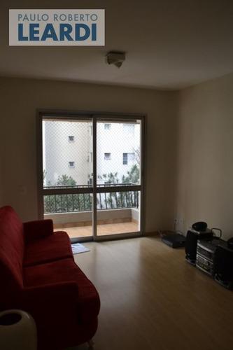 apartamento moema índios  - são paulo - ref: 424334