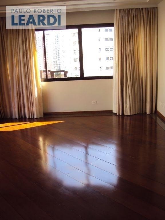 apartamento moema índios  - são paulo - ref: 430543