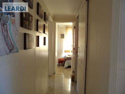 apartamento moema índios  - são paulo - ref: 435915