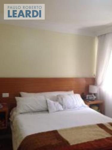 apartamento moema índios  - são paulo - ref: 437262