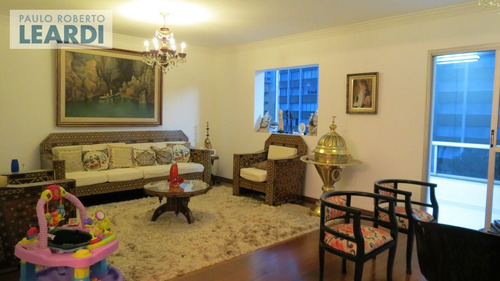 apartamento moema índios  - são paulo - ref: 440498