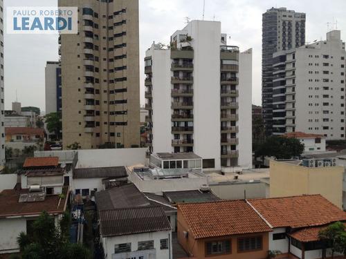 apartamento moema índios  - são paulo - ref: 440646