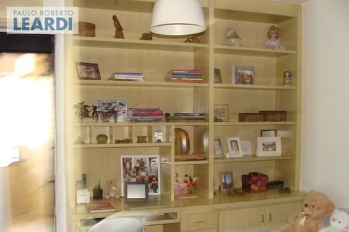 apartamento moema índios  - são paulo - ref: 457813