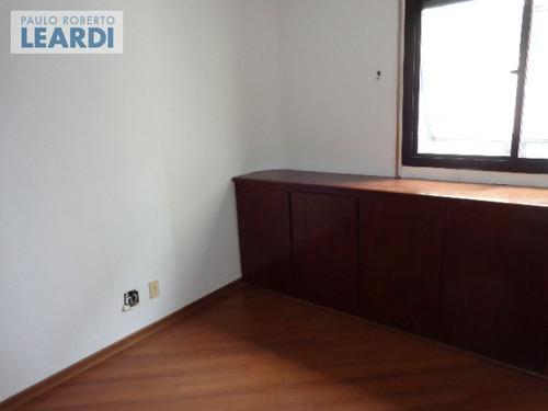 apartamento moema índios  - são paulo - ref: 459102