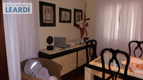 apartamento moema índios  - são paulo - ref: 459257