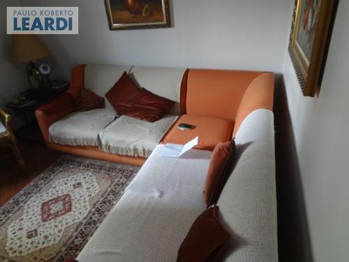 apartamento moema índios  - são paulo - ref: 460073