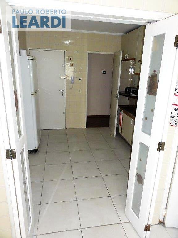 apartamento moema índios  - são paulo - ref: 463225