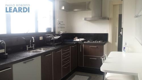 apartamento moema índios  - são paulo - ref: 473223