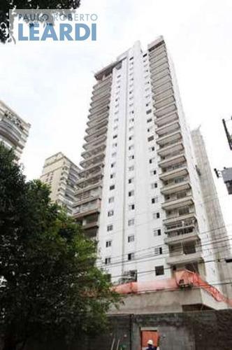 apartamento moema índios  - são paulo - ref: 474192