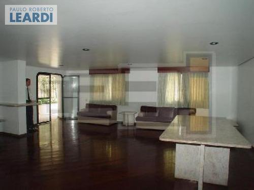 apartamento moema índios  - são paulo - ref: 475250