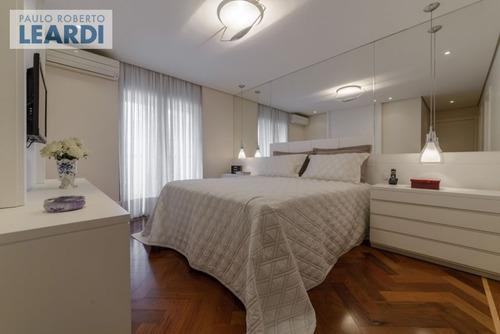 apartamento moema índios  - são paulo - ref: 475836